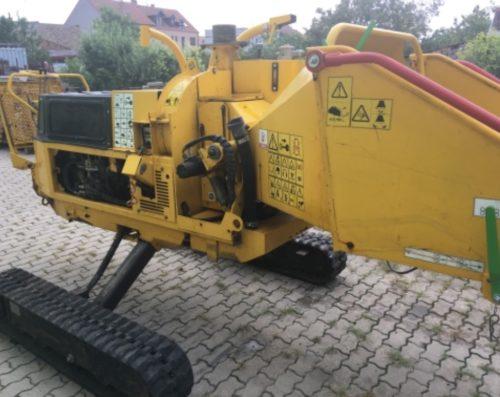 Bazar GreenMech Safe-Trak Vysunuty podvozek